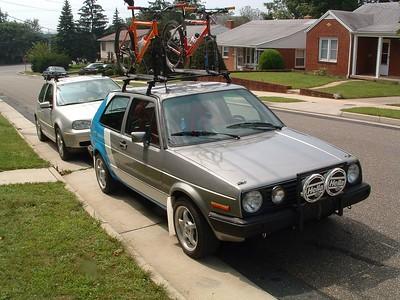 New Rally Machine