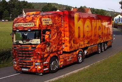Nice and shiny Trucks