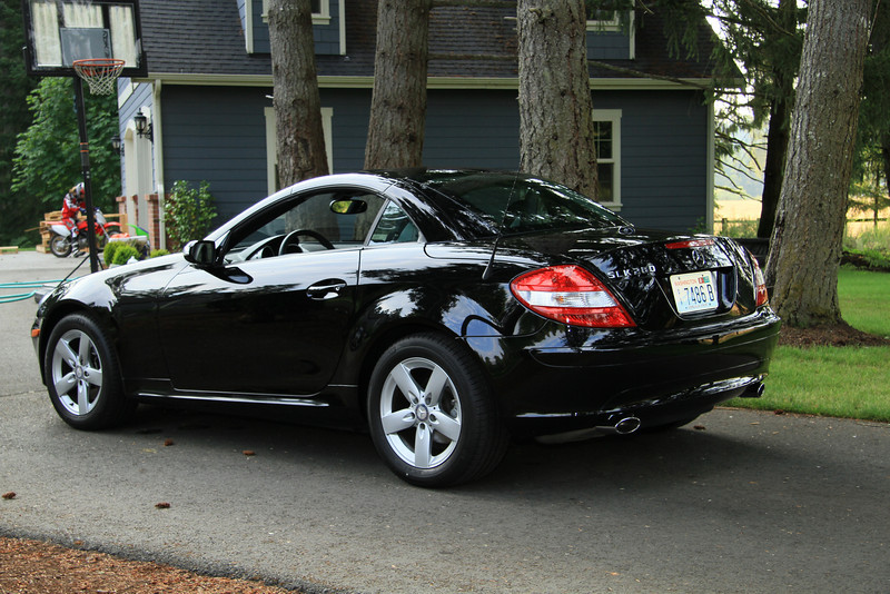 Nick Black SLK 280 Mercedes-9