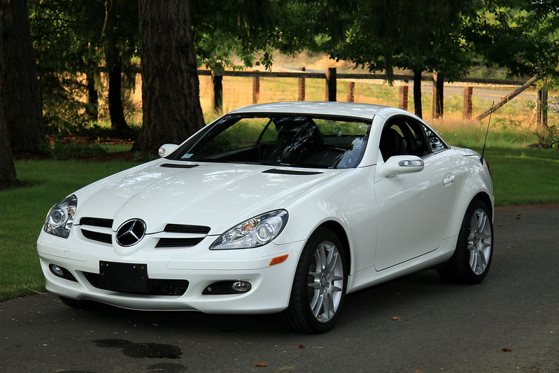 Nick White SLK 280 Mercedes