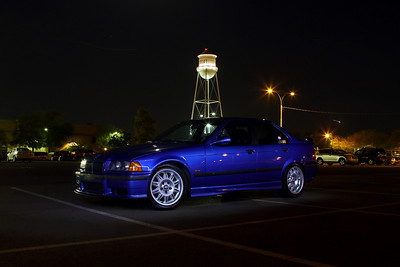 Night Car Shots