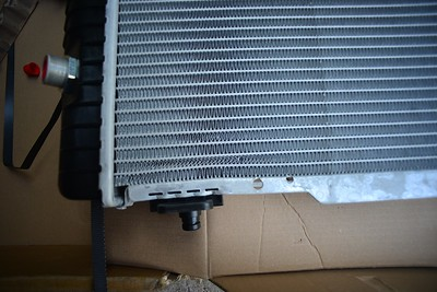 Nissens radiator