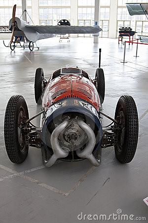 Monaco Trossi 1935 Grand Prix Racer