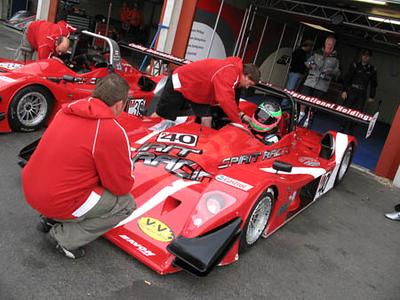 M20 - former Spirit Racing