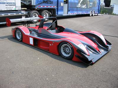 M20B - Mike Hernandez of Northwest Motorsports