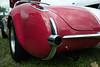 Little red 1956 Corvette