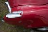 tail light detail red 1956 Corvette