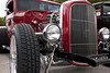 1932 Ford hotrod, right side view