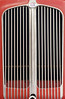 1940 Seagrave Firetruck grill