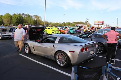 Northern Tool Cruise-In - Burlington, NC - 04/26/2014 -