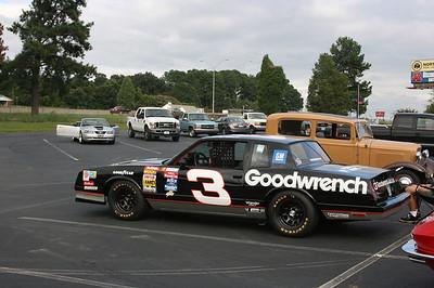 Northern Tool Cruise-In - Burlington, NC - 08/25/2012