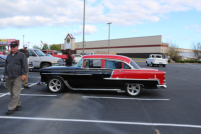 Northern Tool Cruise-In - Burlington, NC - 09/28/2013