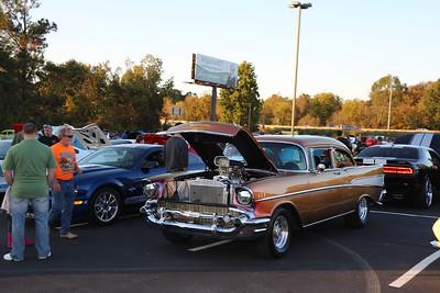 Northern Tool Cruise-in - Burlington, NC - 10/25/2014