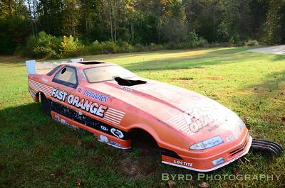 Atlanta Speed Shop Nostalgia Drag Race