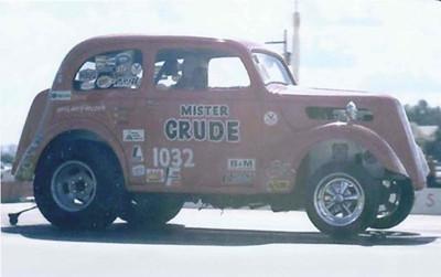 Mr. Crude