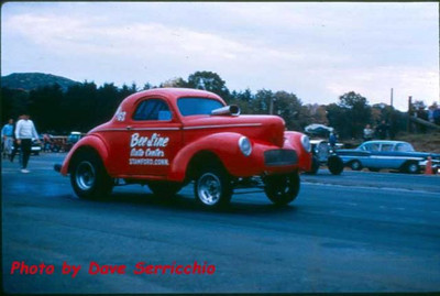 Bee-Line Auto Center 1940 Willys