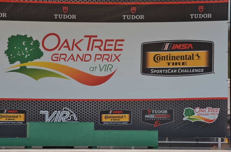 The Oak Tree Grand Prix is a special event for IMSA, as it allows VIR to showcase and celebrate their fantastic GT classes throughout the weekend.