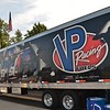 A trailer load of 54 gallon barrels of VP Racing fuel will be used this weekend.