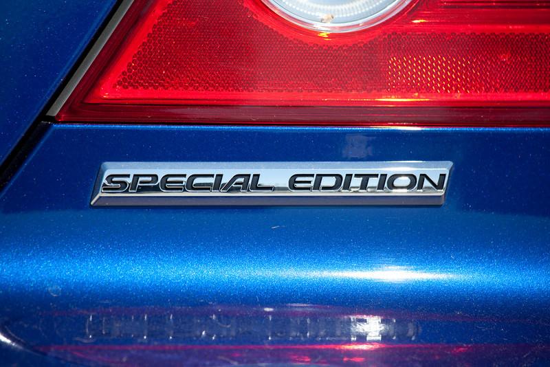 Special Edition Honda