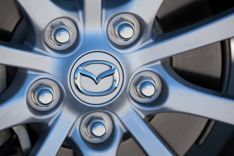 Mazda Tire Hubcaps