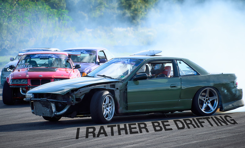 I Rather Be Drifting