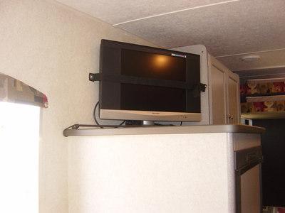added TV