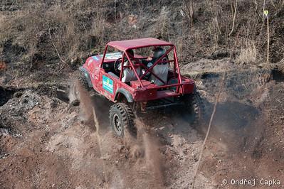 Offroad Trial Kladno 03/2014