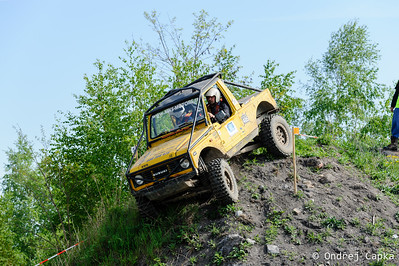 Offroad Trial Kladno 05/2015