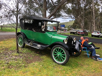 Old Cars Day 2018