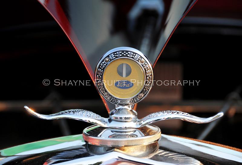 Model T Ford Hood Ornament