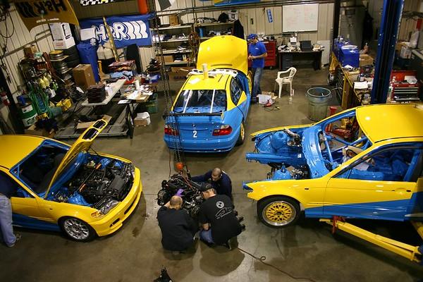 Old TMS Race Shop