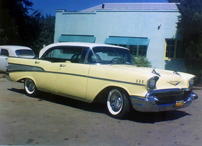 Old Willits Cars  Late 1950