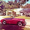 1958 Austin Healey 100-6.  Owned it for almost 7 years, sold it for $900(ugh).