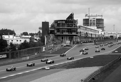 39. AvD Oldtimer Grand Prix 2011, Nuerburgring, Germany