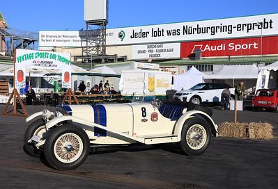 44. AvD Oldtimer Grand Prix 2016, Nuerburgring, Germany