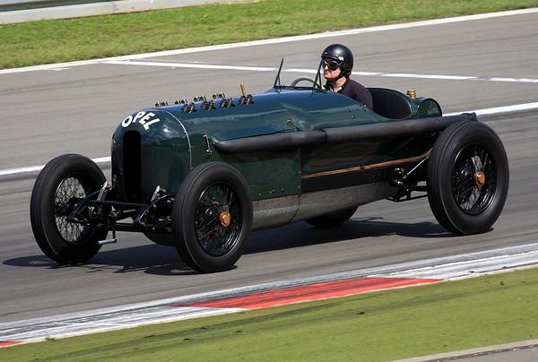 36. AvD Oldtimer Grand Prix 2008, Nuerburgring, Germany