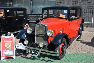 La Licorne L760 Berline 1933