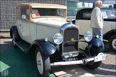 Citroen AC4 Faux Cabriolet 1930