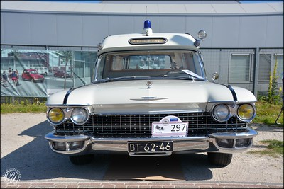 Cadillac Fleetwood Ambulance 1960