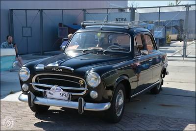 Peugeot 403 Sedan 1959