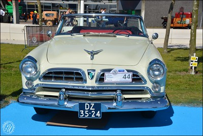 Dodge Windsor Convertible 1955