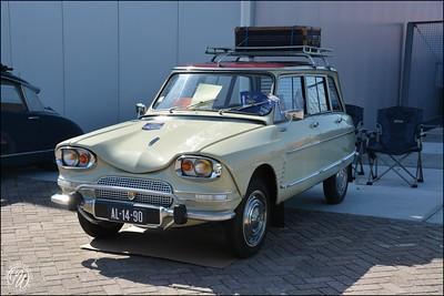 Citroen Ami 6 Commerciale 1966