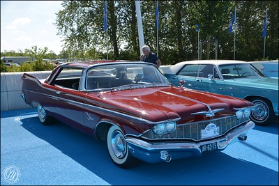 Imperial Crown Coupe 1960