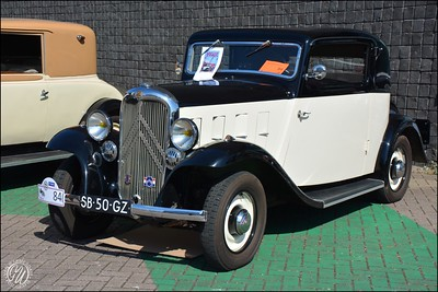 Citroen 8 Coupe Manessius 1932