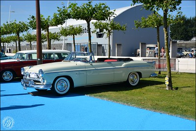 Chrysler Windsor Convertible 1955