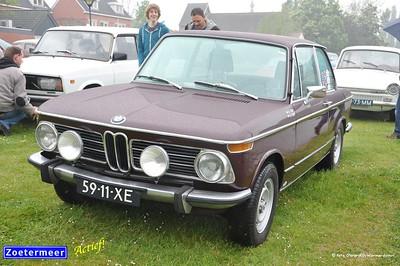 BMW 2002 TII, 1973