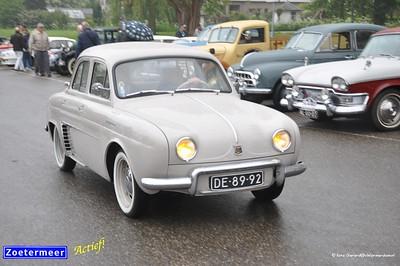 Renault Dauphine 1957