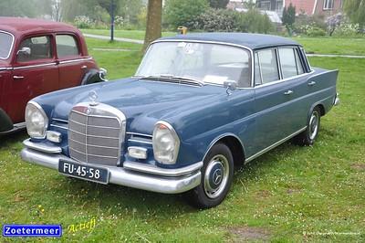 Mercedes 220 S 1965