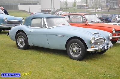 Austin Healey 3000MK 1966