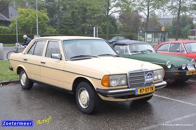 Mercedes 230 E (W123) 1981